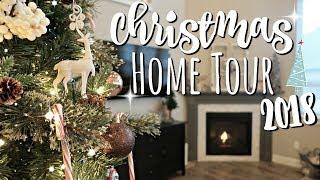 ✨CHRISTMAS HOUSE TOUR 2018 🎄 HOLIDAY DECOR & CHRISTMAS DECORATING IDEAS | This Crazy Life Home Tour