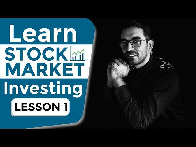 Stock Market Classes with Pranjal Kamra - Lesson 1   Stock Market Basics for Beginners in Hindi