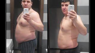 Похудеть не сложно! Похудел на 11 кг за месяц! Часть 1. Трансформация online.