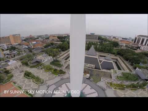 Surabaya from the sky