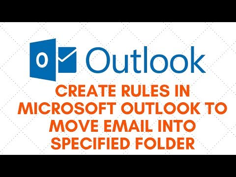 How to create new inbox folder in outlook express