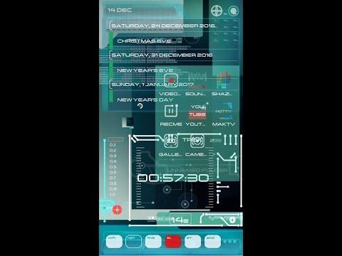 Nova Trek Launcher [Multiple Wallpaper-Transparent Widgets-(cameleon style)]