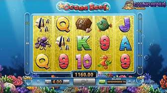 Ocean Reef Slot Machine By BF Games ✅ Bonus Feature Gameplay ⏩ DeluxeCasinoBonus