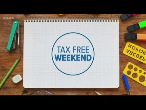 Tax-free holiday weekend will have new changes this year