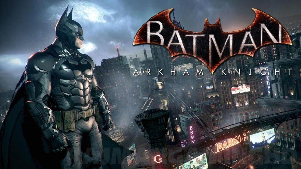 Batman: Arkham Knight (PS4/Xbone/PC) - First In-game ...