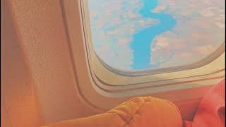 TRAVEL WITH ME || flying alone!