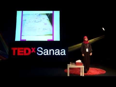 A love story of a different kind: Eithah Almaghafi at TEDxSanaa 2013