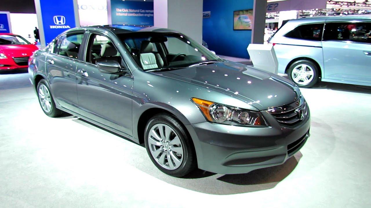 2012 Honda Accord Exterior And Interior At 2012 New York International Auto  Show