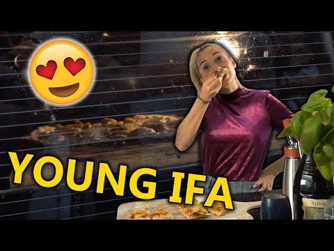 FLAMMKUCHEN Auf Der Young IFA ⚡ JAM FM