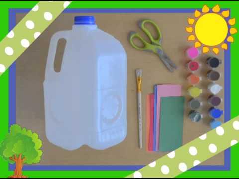 Manualidades mu equito para reciclar bolsas pl sticas for Manualidades decorativas para la casa
