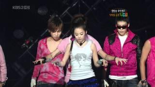 [Live] Wonder Girls & Big Bang - Tell Me& Lies [HD]