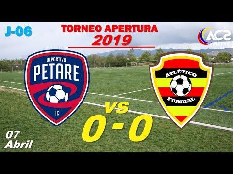 J-06 | Dptvo. Petare 0 – 0 Atlco. Furrial | 07-04-19