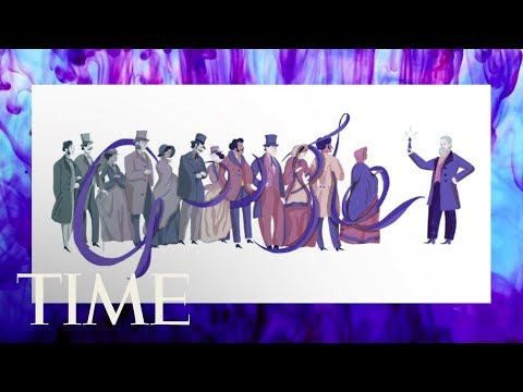 Who Was Sir William Henry Perkin? Google Celebrates The British Chemist Who Discovered Purple | TIME