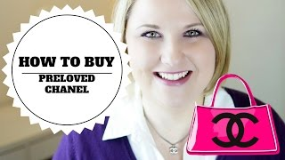 How to buy preloved Chanel 2016