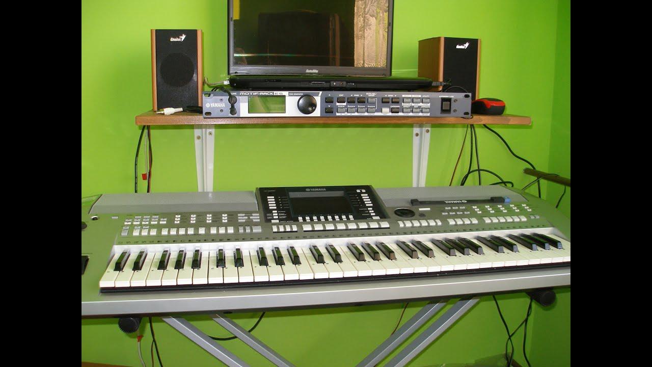 yamaha psr s710 motif rack es synth trance youtube. Black Bedroom Furniture Sets. Home Design Ideas