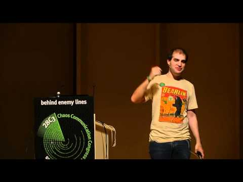28c3: Black Ops of TCP/IP 2011
