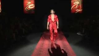 Dirk Bikkembergs Sport Couture Spring/Summer 2010 Fashion Show Milan FashionWeek(part2)