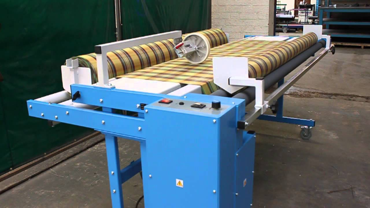 Polymaster Pm Ii Cloth Rolling Measuring And Cutting