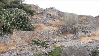 Восточный Крит  Остров  Спиналонга(Спиналонга (Spinalonga) – небольшой остров, расположенный в области Лассити в красивейшем заливе Мирабелло..., 2015-01-24T20:57:23.000Z)