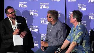 "SBIFF Cinema Society - ""An Interview With God"" Q&A - Clip 03"