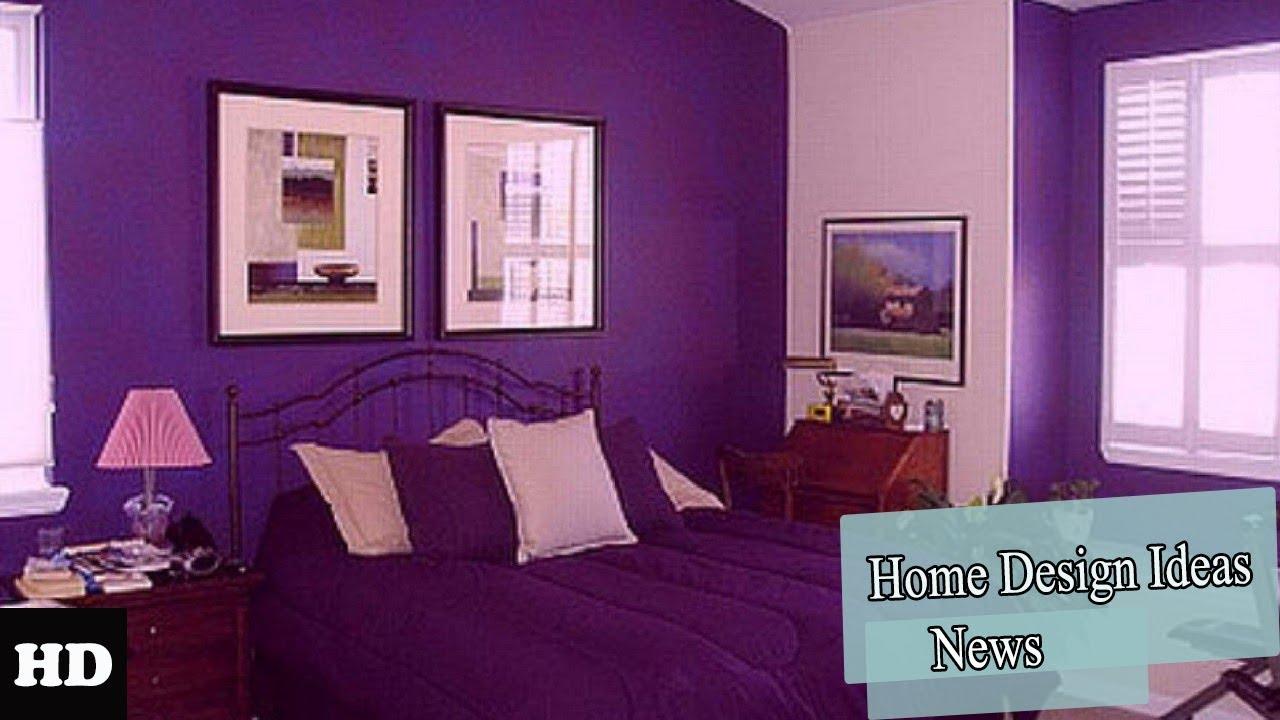 Romantic Interior Delicate Bedroom Interior In Shaded Colors 2019 Youtube
