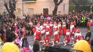 Le Spartanes carnevale Acquasparta 2013