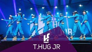 T.HUG JR | Finalist - Hit The Floor Gatineau #HTF2019