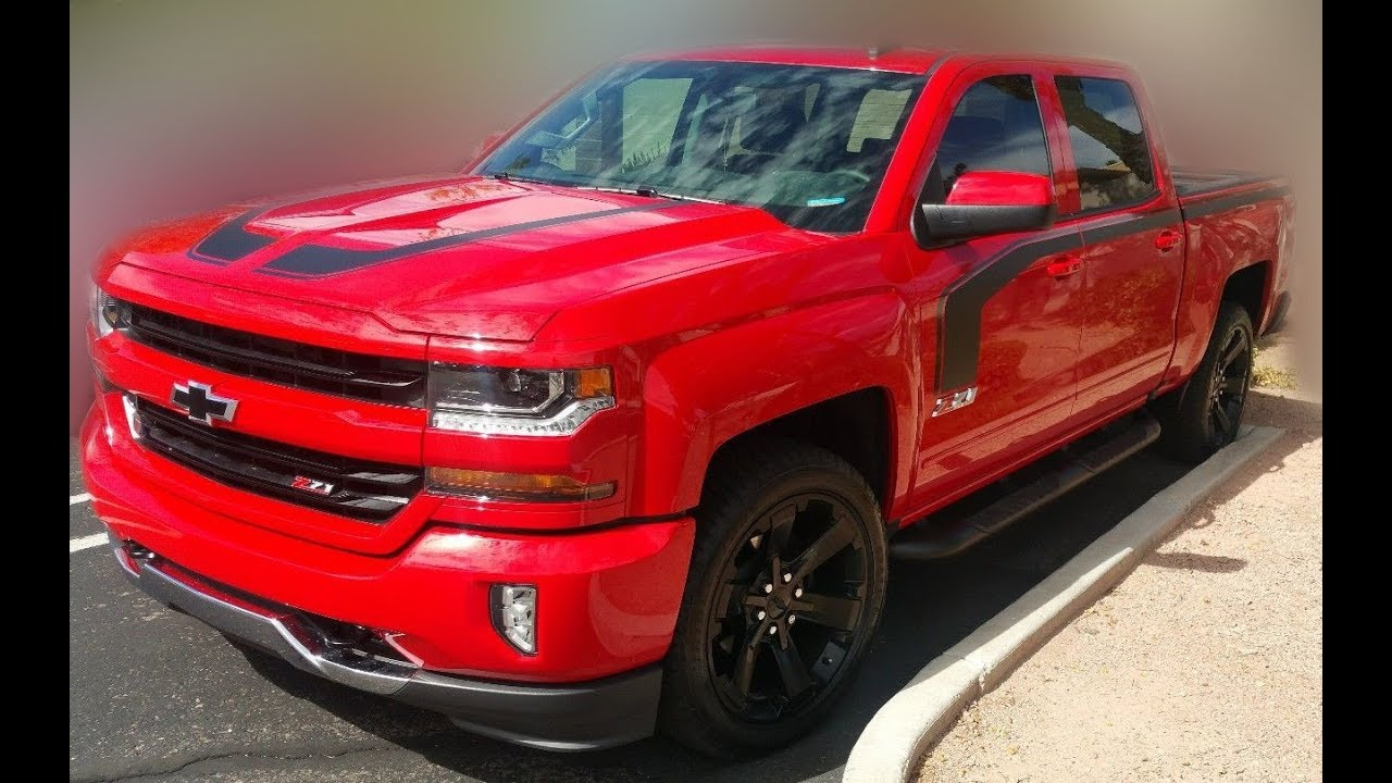 BRAND NEW 2018 Chevrolet Silverado 1500 LT, rally 2 ...