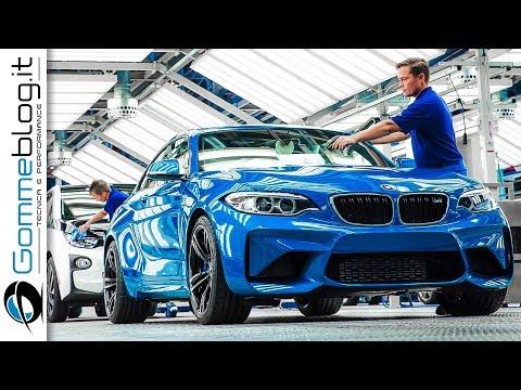 2019 - 2020 BMW PRODUCTION - CAR FACTORY PLANT