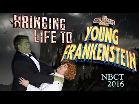"""Bringing Life To """"Young Frankenstein"""" - Documentary"""