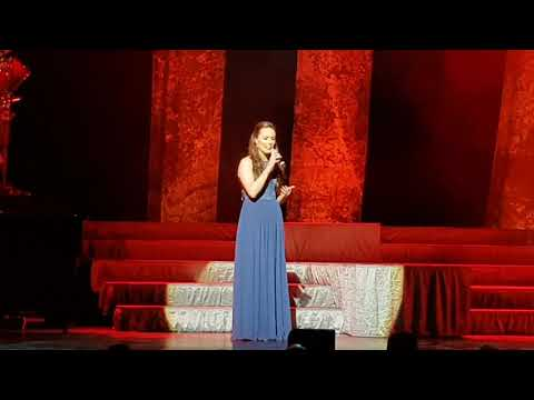 Lauren Doherty Celtic Woman 'Voices of Angels' show Nottingham 1st Nov 2017