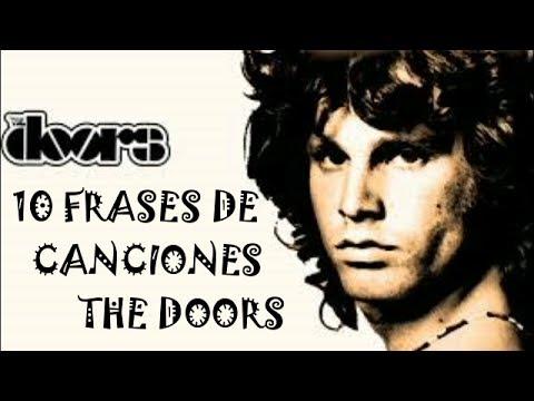 10 Frases De Canciones The Doors