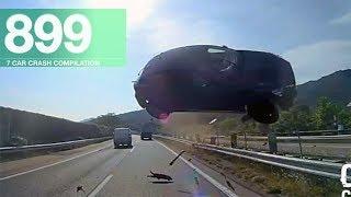 rally car crash |Car Crash Compilation 899 - Jan 2018
