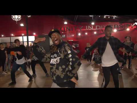 Lil Bibby - You Aint Gang | Choreography by King Guttah