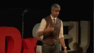 #EveryConversationCounts: Riaz Meghji at TEDxSFU