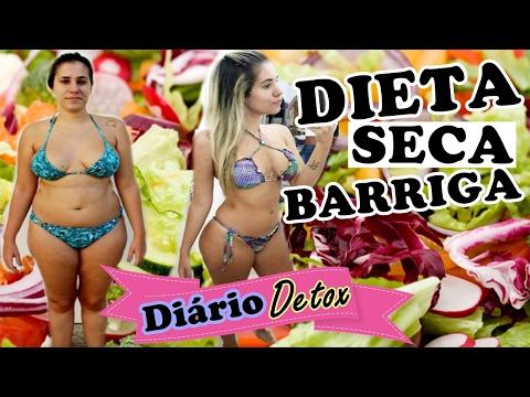 DIETA SECA BARRIGA - VLOG DA SEMANA - DIÁRIO DETOX   POR CAROL GOMES