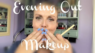 Evening Out Makeup Tutorial. On 4th July we can go out with a beautiful slight shimmer makeup.