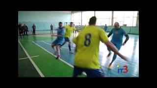Определены полуфиналисты Открытого чемпионата города по футзалу