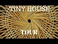 "Green home design - Tour of the ""Boathouse"" cob tiny house in Oregon - Tiny house tour"