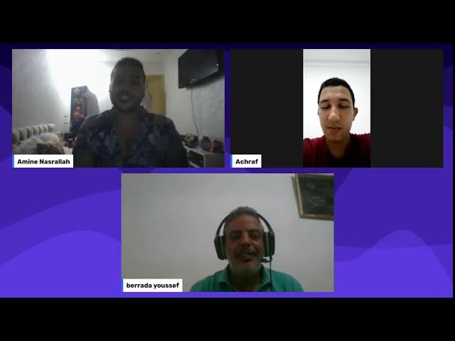 22H : votre émission quotidienne , Profil RH, Invité de la soirée Achraf CHouikh