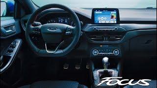 2019 Ford Focus ST-Line INTERIOR
