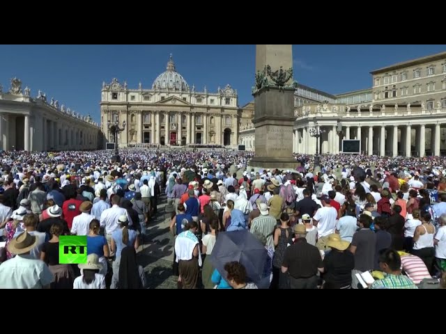 Canonisation of Mother Teresa in Vatican City