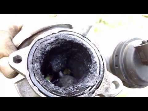 Чистка клапана ЕГР и впускного коллектора шкода ауди фольцваген. Пошаговая инструкция
