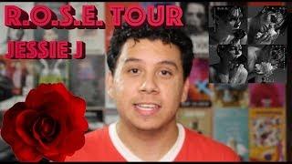 Baixar Jessie J The R.O.S.E. Tour
