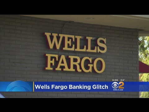 Outage Leaves Wells Fargo Customers Unable To Access Accounts