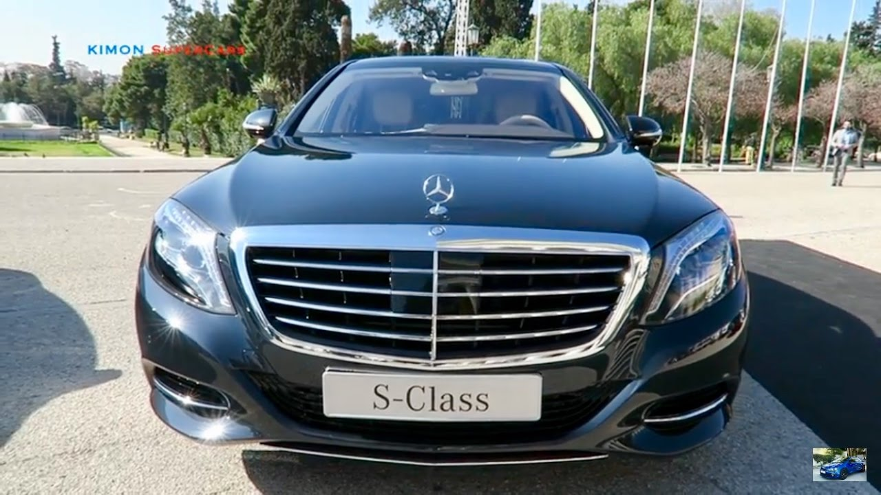 new 2017 mercedes benz s class exterior interior youtube. Black Bedroom Furniture Sets. Home Design Ideas