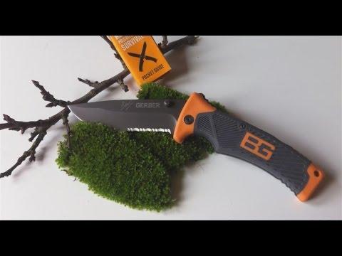 Bear Grylls Folding Sheath Knife! Was hat das Survival Messer zu bieten?