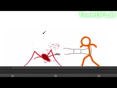 The Virus | Animator vs. Animation Short 1 (Now with Text-to-Speech Voices!)