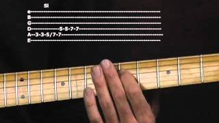 Jump swing boogie rhythm guitar chords bass lines lesson ala Bill Jennings Tiny Grimes T Bone