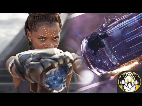 NEW Black Panther Weapons & Vibranium Technology REVEALED